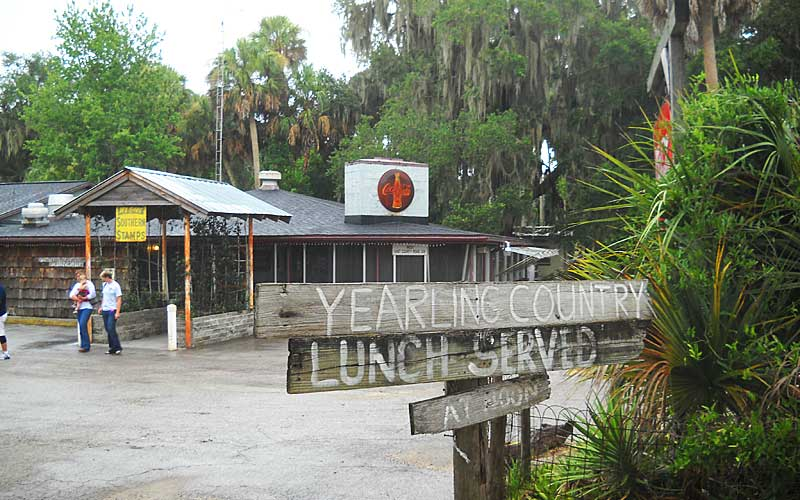 The Yearling: At restaurant near Ocala, eat like a cracker