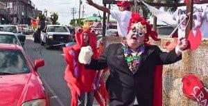 Cedar Key Seafood Festival Parade