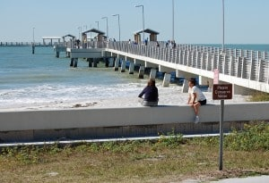 Best camping on tampa bay fort desoto florida rambler for Fort desoto fishing pier