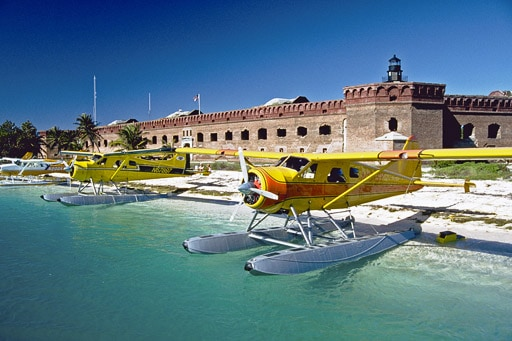 Getting Way Away To Dry Tortugas National Park Florida Rambler
