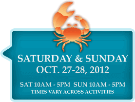 Naples Stone Crab Festival logo