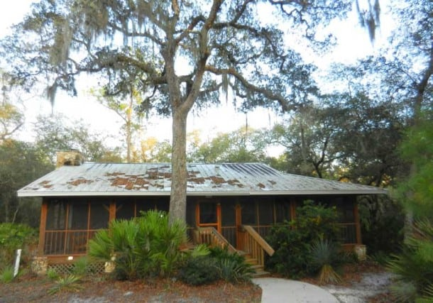 Silver springs state park famous spring plus cabins for Florida state parks cabins
