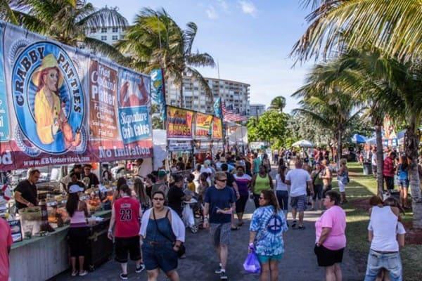 Deerfield Beach Arts And Crafts Festival