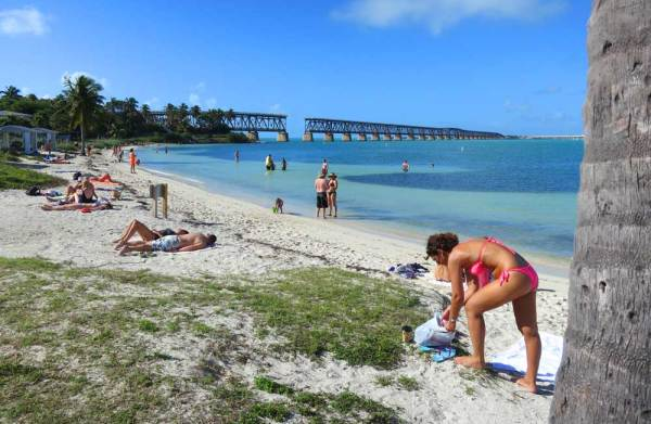 Snorkeling And Swimming Beaches Central Florida