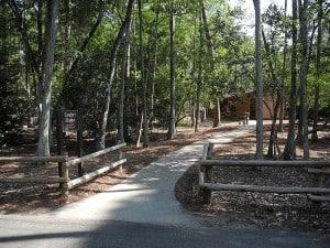 Fort Wilderness comfort station