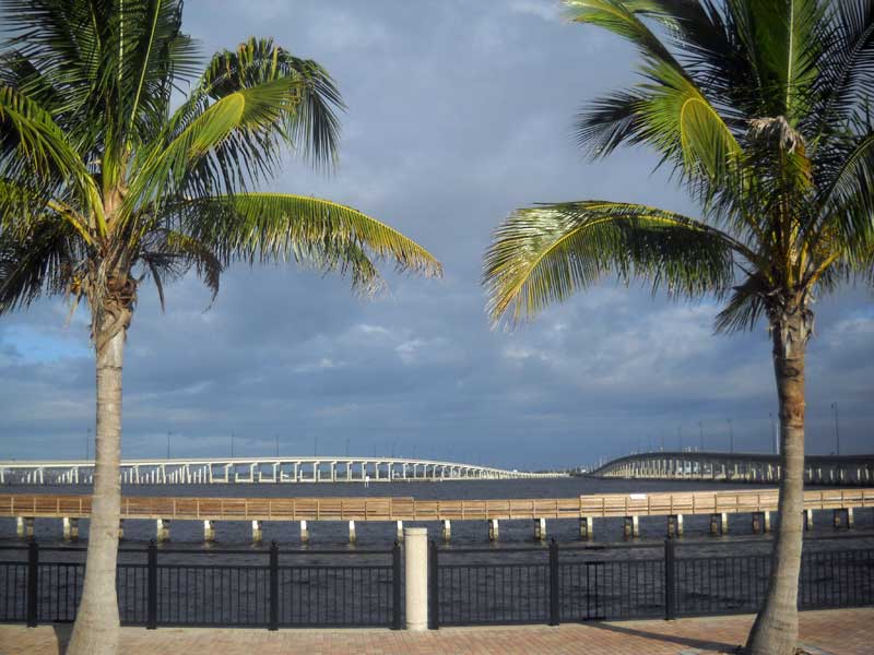 Punta Gorda: Magnificent riverfront location with Old Florida feel