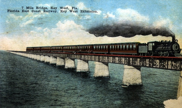 Celebrate 100-year birthday of Keys railroad