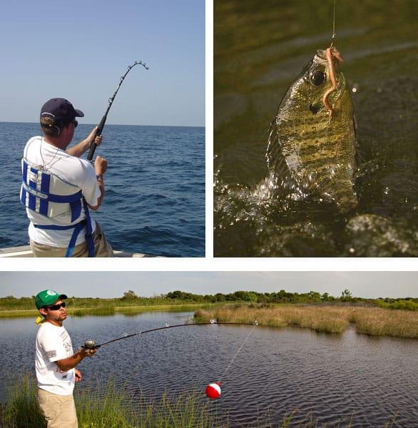 2018 license-free fishing days in Florida